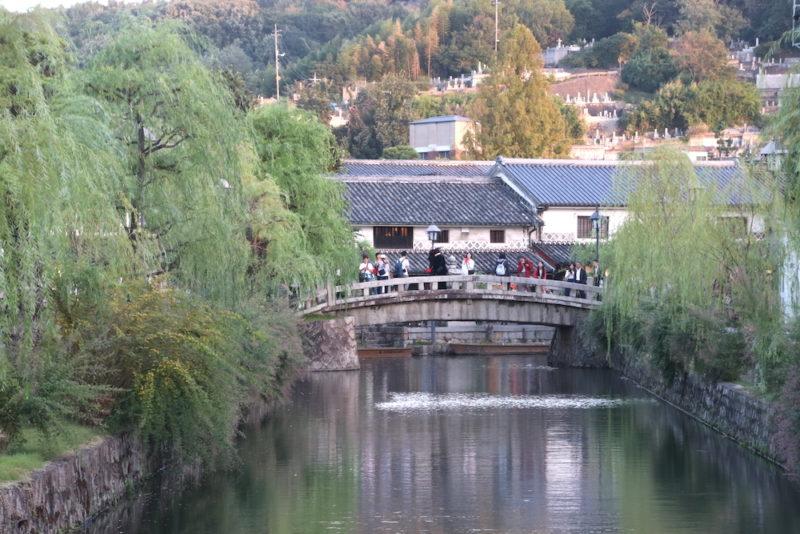 kurashiki, visiter le japon