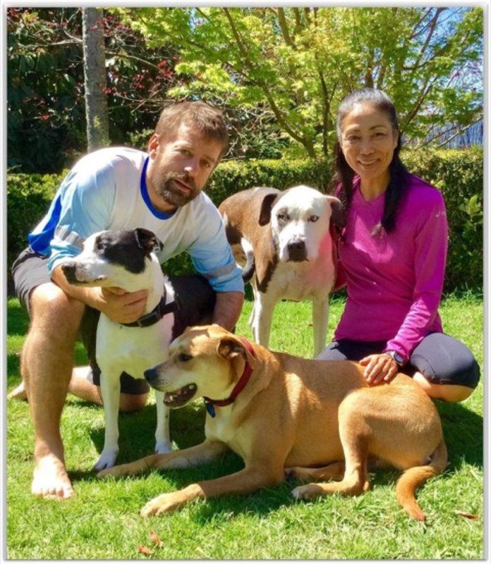 Thierry et Miyuki, les Pet sitter à Tokyo
