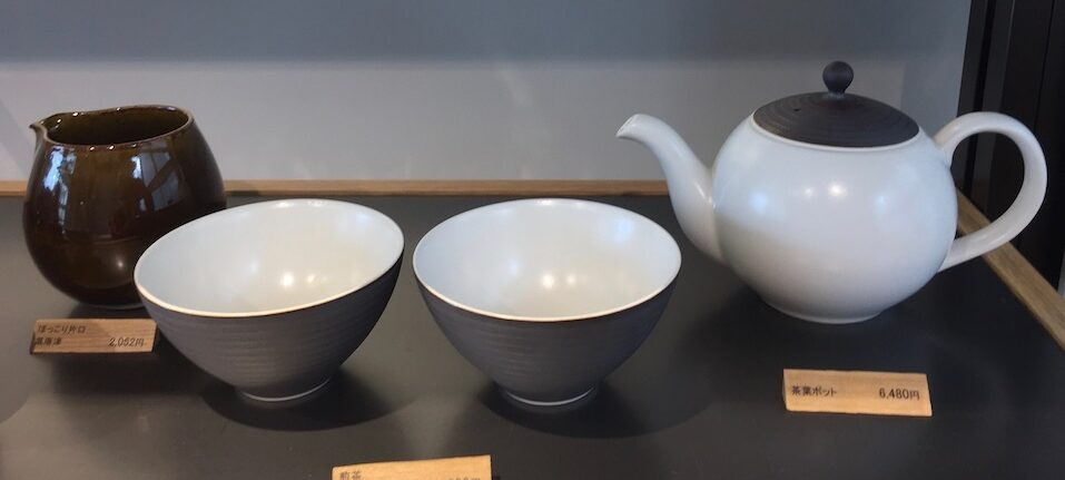 Dans un magasin de porcelaine d'Arita, Kamiyamacho, vivre a tokyo, idee cadeau, visiter tokyo