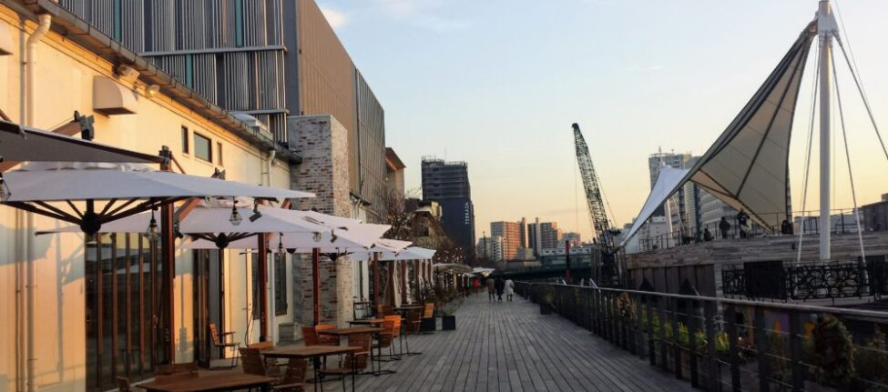 Tennozu Isle Shinagawa Tokyo, vivre à Tokyo, visiter Tokyo, visiter le Japon, expatriation Tokyo