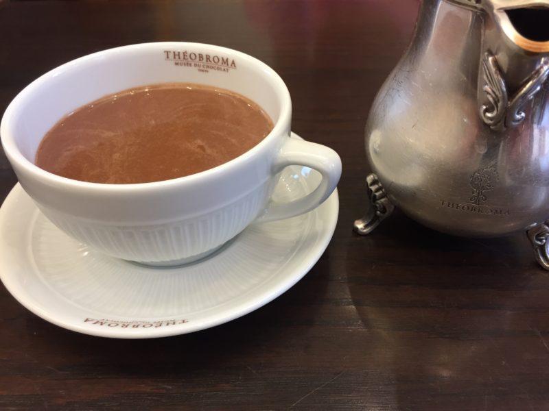 theobroma, chocolat chaud tokyo, visiter tokyo, boire un chocolat chaud à Tokyo, expatriation à Tokyo