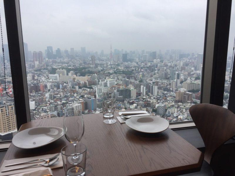 Le restaurant Longrain à Ebisu, belle vue sur Tokyo, vivre à tokyo, expatriation à tokyo, visiter tokyo