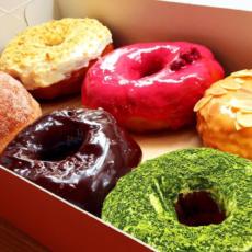 doughnuts à Tokyo, donuts à Tokyo, Visiter Tokyo, Expatriation Tokyo, Vivre à Tokyo
