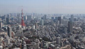 Tokyo :visite guidée, course, trail, vivre a tokyo