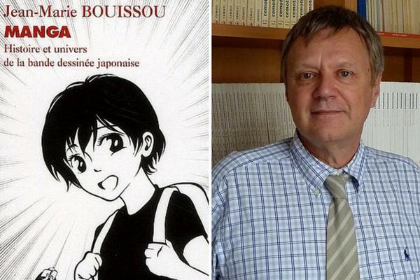 conférence manga jean-marie Bouissou, visiter Tokyo, expatriation Tokyo, Vivre à Tokyo