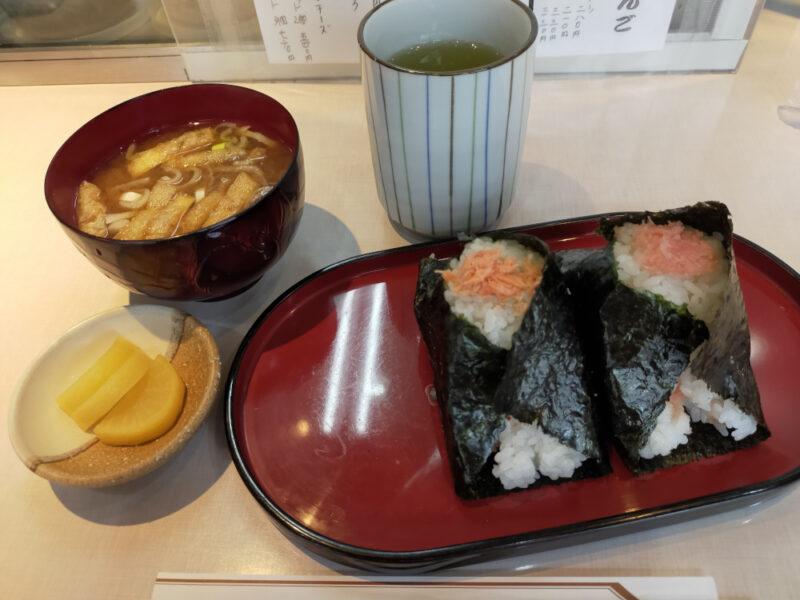 Onigiri Gonbo, restaurant d'onigiri à Itabashi
