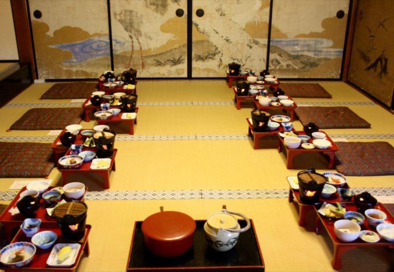 Les repas au Japon, visiter le Japon
