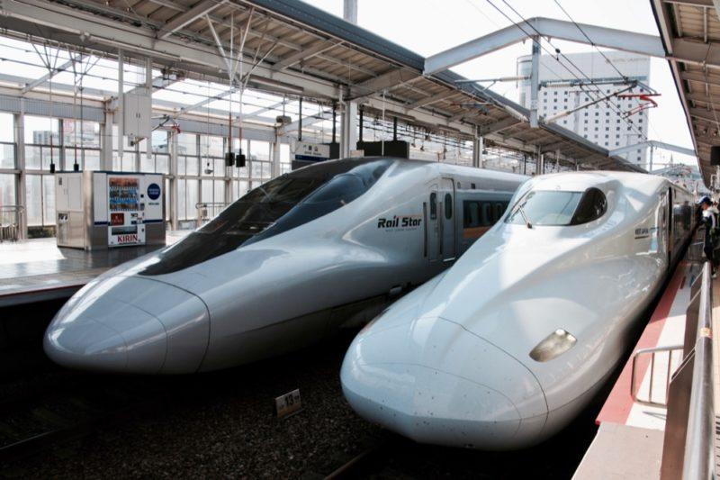 Voyager en shinkansen au Japon, vivre a tokyo, visiter le Japon