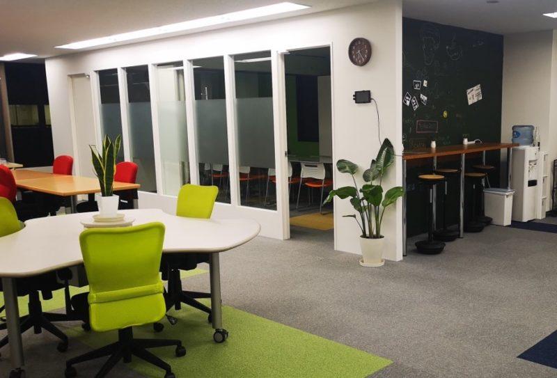 espace de coworking, place 2B, travailler a tokyo, vivre a tokyo, francais a tokyo