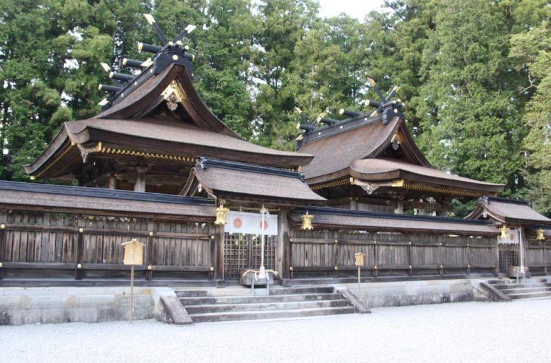 Le sanctuaire Hongu Taisha au coeur de Kumano Kodo, visiter le japon