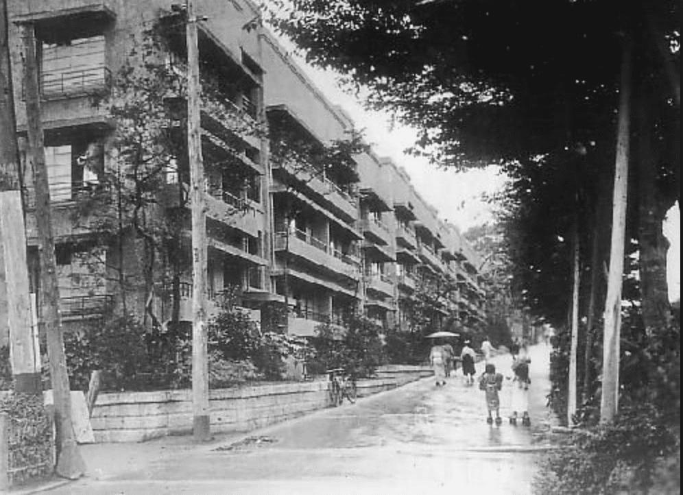 Omotesando avant 1939