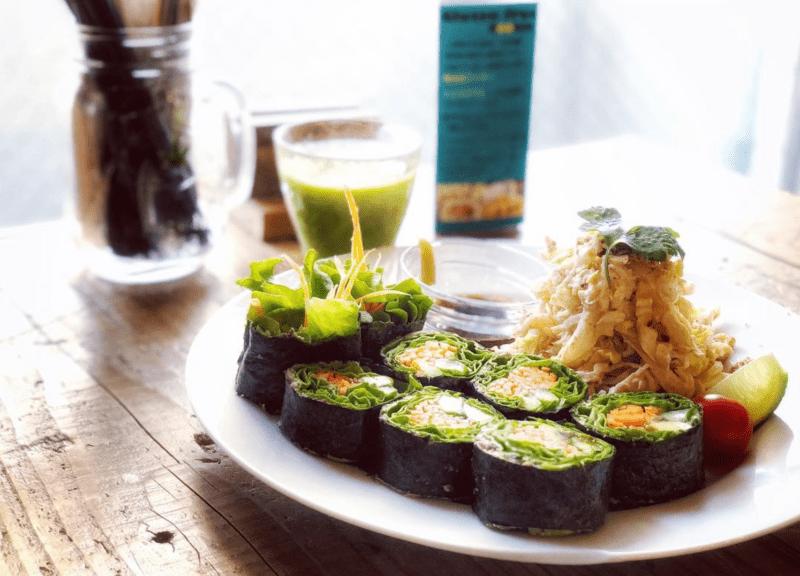 rainbow raw foods café, restaurants vegan, vegan à tokyo, restaurant tokyo, visiter tokyo, expatriation tokyo, vivre à tokyo