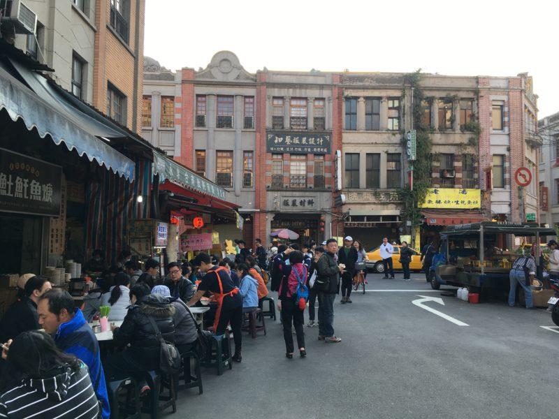 Dihua street, datong district, Taipei, Taiwan, weekend à Taipei, visiter taipei, expatriation tokyo, vivre à tokyo
