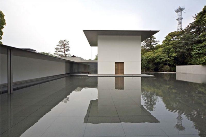 Le japon et l'architecture, vivre à tokyo, visiter tokyo