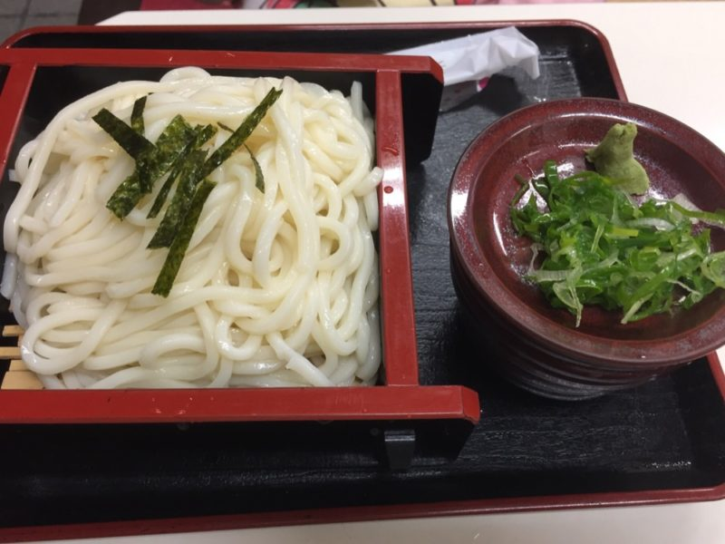 Un plat de Udon à Kyoto, visiter le Japon, vivre à tokyo