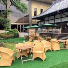 kinkei, meiji kinenkan, beer garden tokyo, terrasse à tokyo, restaurant terrasse tokyo, tokyo, terrasse tokyo, tokyo, vivre à tokyo, visiter tokyo, expatriation tokyo, sortir à tokyo