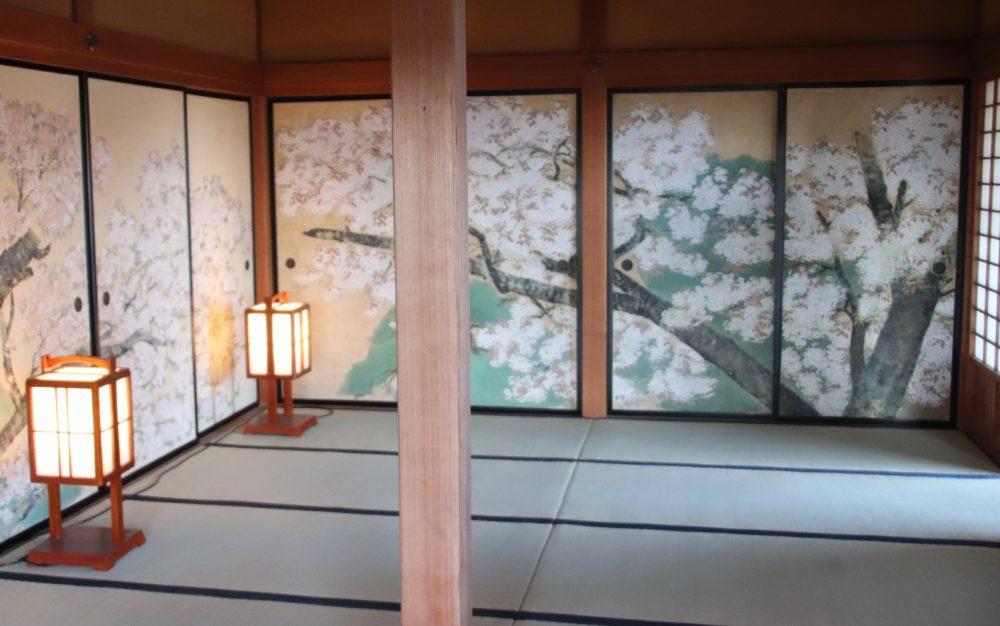 Les peintures du Kubuntei, Mito, visiter tokyo et le japon, vivre à tokyo, expatriation à tokyo