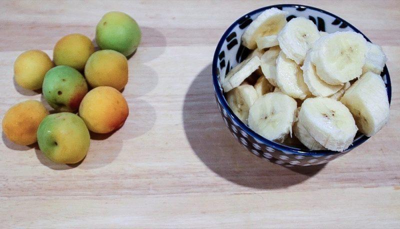 La compote bananes prunes, vivre à tokyo, expatriation à tokyo