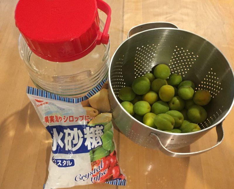 Les ingrédients du sirop, vivre à tokyo, expatriation à tokyo