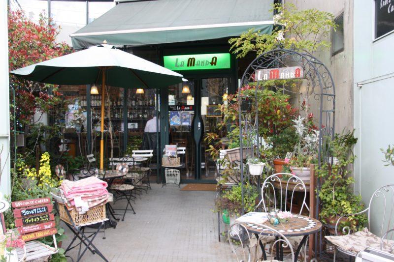 jiyugaoka, café la manda, marie claire street, tokyo, vivre a tokyo, visiter tokyo, expatriation tokyo, français à tokyo