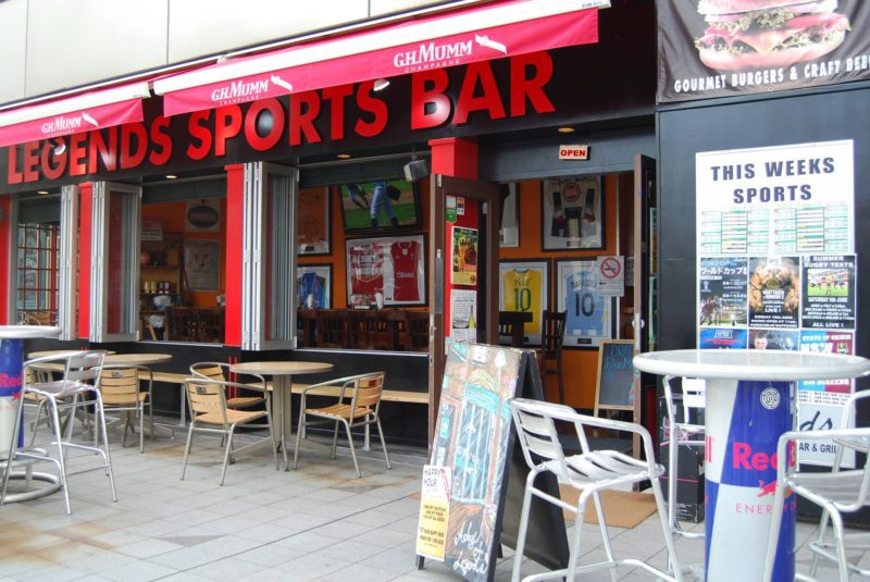 Legends sports bar ropppongi, sports bar tokyo, tokyo, expatriation tokyo, visiter tokyo, vivre a tokyo, coupe du monde de football 2018 tokyo