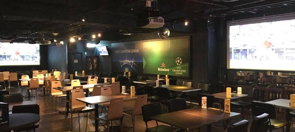 M-SPO Café Dining, shibuya, sports bar tokyo, tokyo, expatriation tokyo, visiter tokyo, vivre a tokyo, coupe du monde de football 2018 tokyo