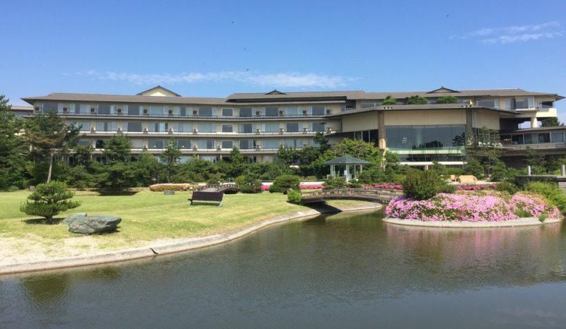 L'hôtel Ichinobo à Matsushima, visiter le japon, expatriation au japon, vivre à tokyo