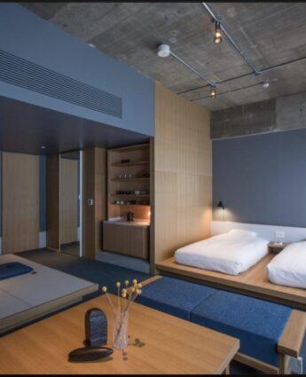 Un hébergement original à Kanazawa, visiter le Japon, vivre à tokyo