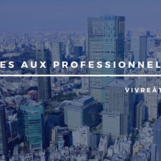 Les services proposés par vivre à tokyo, vivre à tokyo, expatriation à tokyo, évènements