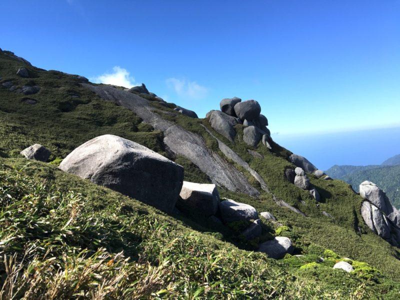 La montagne à Yakushima,Yakushima Nature, excursion depuis Tokyo, expatriation à tokyo, visiter le Japon