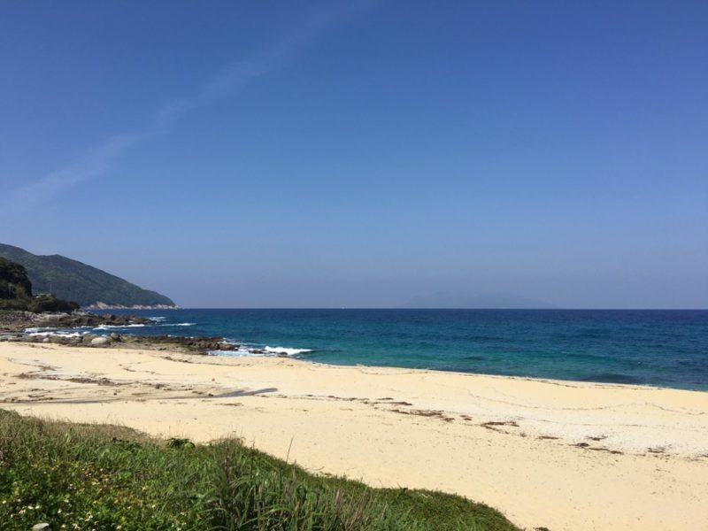 La plage à Yakushima,Yakushima Nature, excursion depuis Tokyo, expatriation à tokyo, visiter le Japon