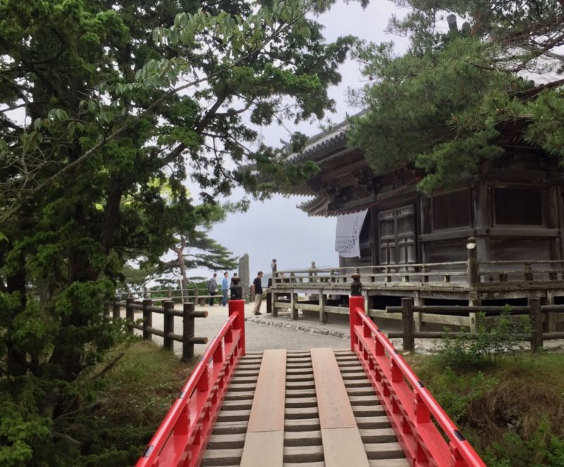 Le temple Godaido à Matsushima, visiter le Japon, vivre à tokyo, expatriation à tokyo