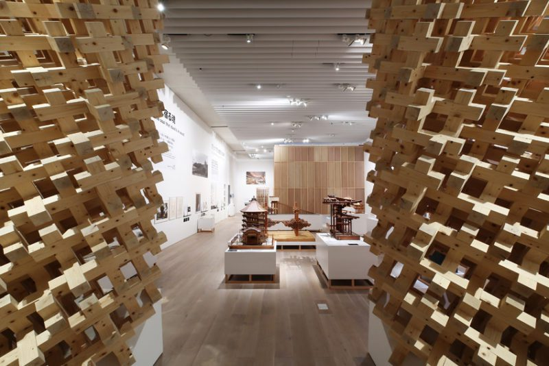 Japan in architecture, mori art museum, roppongi hills, tokyo exhibition, tokyo museum, vivre a tokyo
