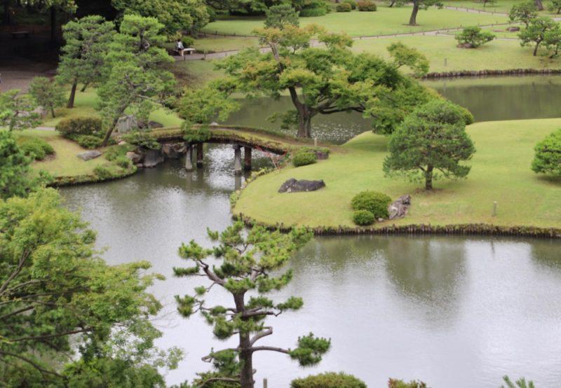 Les Jardins Japonais Quelques Idees De Visites Vivre A Tokyo