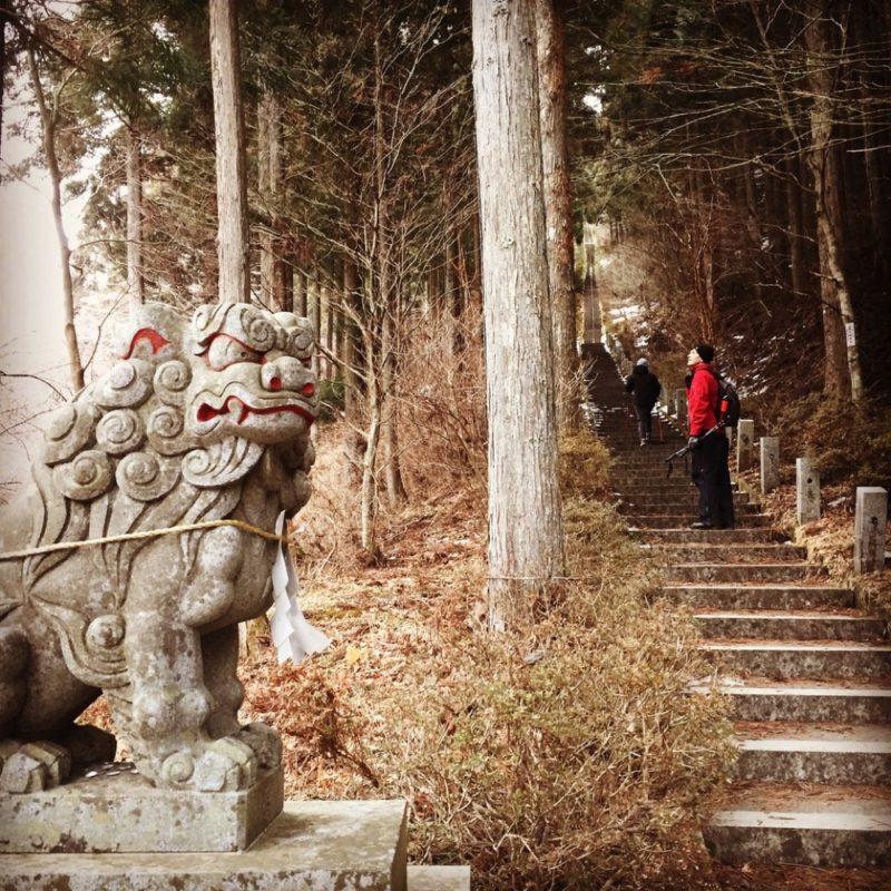 Une randonnée non loin de Yamanakako, vivre a tokyo, excursion autour de tokyo, français a tokyo