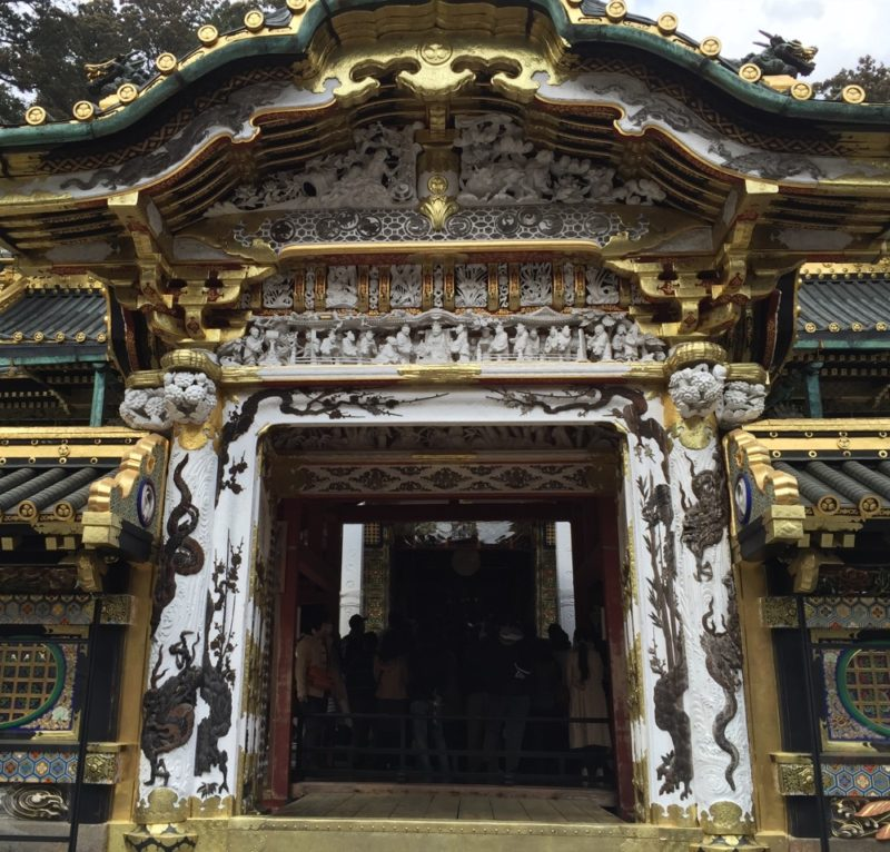 le sanctuaire toshogu, nikko, vivre a tokyo, visiter le japon