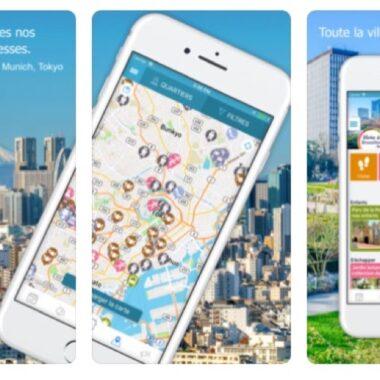 application voyage, vivre a tokyo, visiter tokyo, guide de tokyo