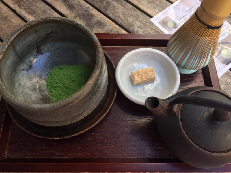 café La Kagurazaka Saryo , matcha, vivre a tokyo, visiter tokyo