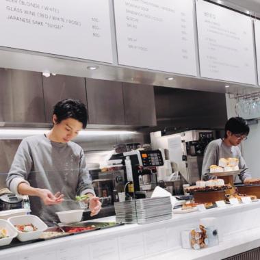 made in pierre hermé, pierre hermé, marunouchi, café tokyo, vivre a tokyo, français à tokyo