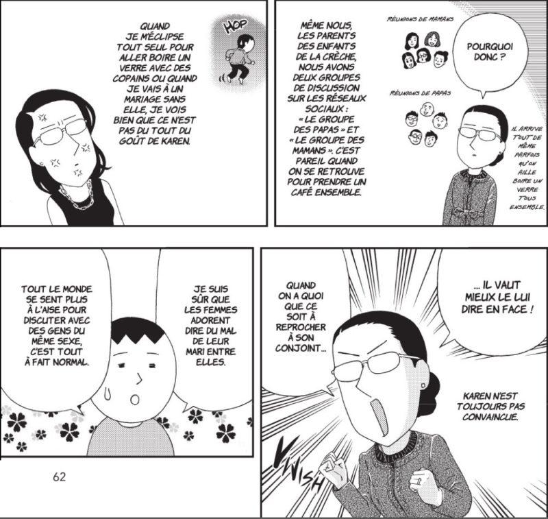manga à tokyo dans un magazine, vivre a tokyo, expatriation a tokyo