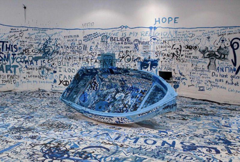 L'art et les catastrophes au Mori Art Museum, vivre a tokyo, visiter tokyo