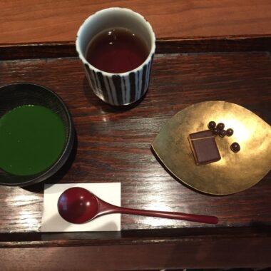 the matcha chez ippodo, vivre a tokyo, visiter tokyo