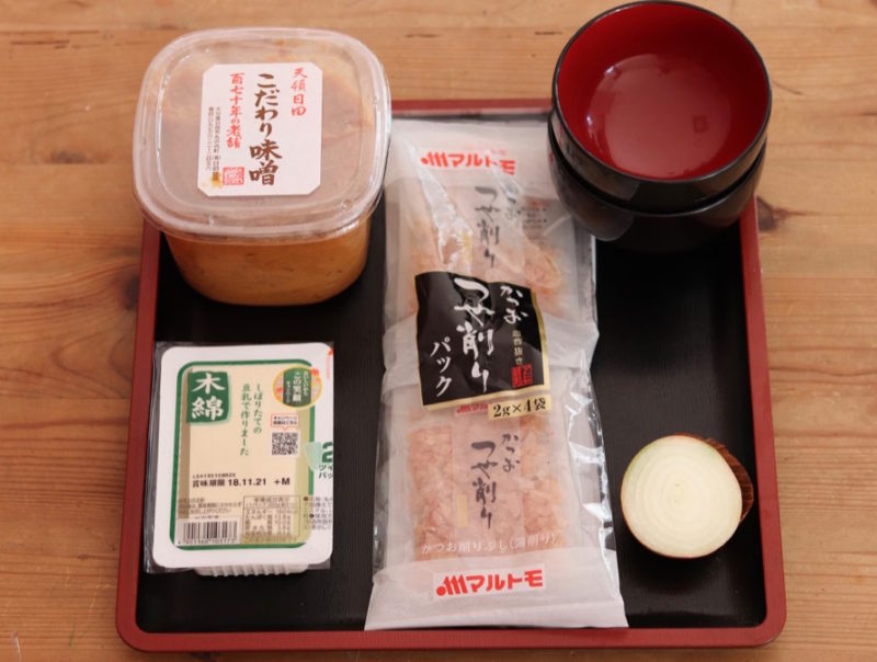 soupe miso, recette a tokyo, vivre a tokyo, expatriation a tokyo