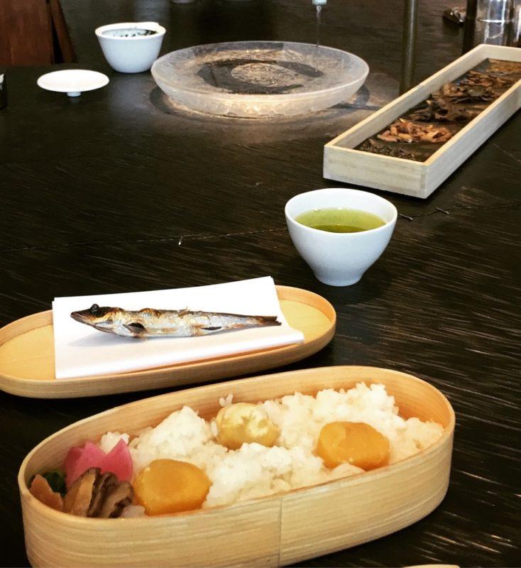 Un déjeuner chez Sakurai Japanese Tea, vivre a tokyo, français a tokyo, visiter tokyo
