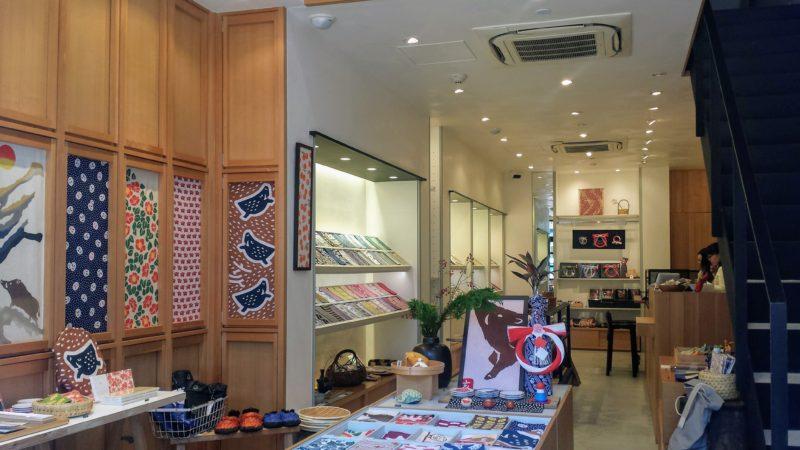 tenugui, artisanat japonais à tokyo, artisan japonais à tokyo, artisanat japon, vivre a tokyo, français a tokyo, expatriation japon, cadeau japonais