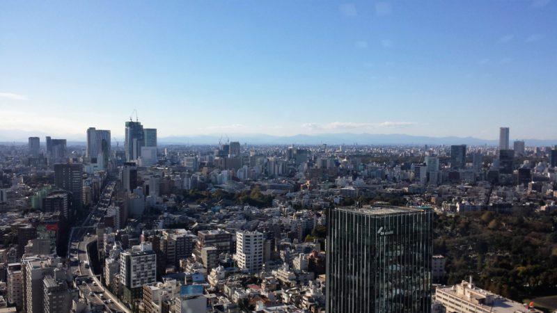 tokyo, tokyo skyline, shibuya, ropppongi hills, tokyo city view, tokyo, vivre a tokyo, expatriation japon, français a tokyo