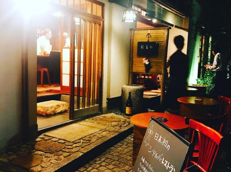 Le bretagne bar à cidre kagurazaka, kagurazaka tokyo, kagurazaka iidabashi, restaurants kagurazaka, restaurant iidabashi, vivre a tokyo, français à tokyo