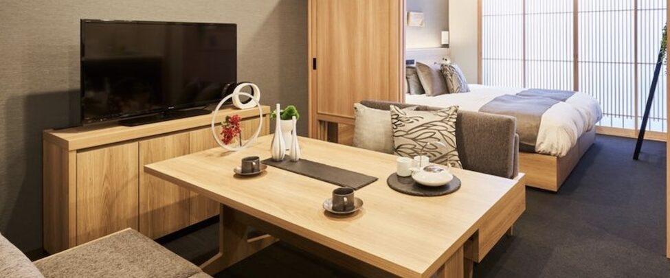 kyoto, hébergement, appartement, vivre a tokyo, visiter kyoto