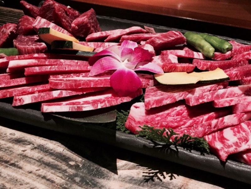 yakiniku a kyoto, visiter kyoto, vivre a tokyo, restaurant