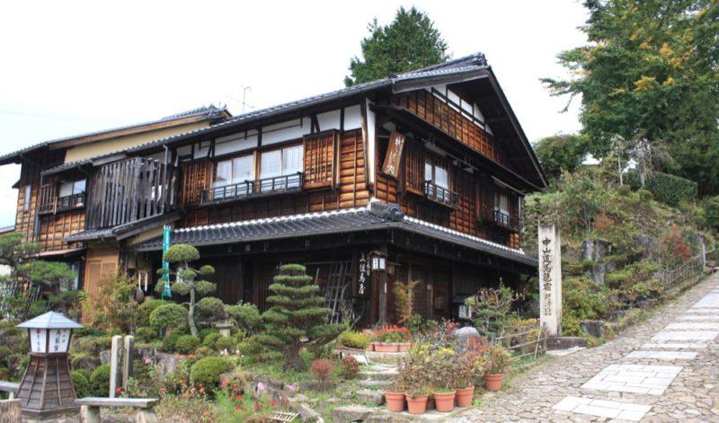 randonnee magome tsumago, visiter le japon, vivre a tokyo